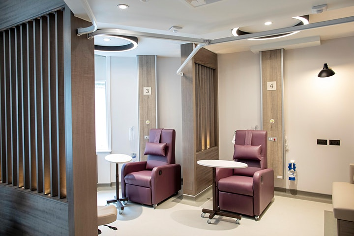 Visitor tours of The Royal Marsden's new private patient cancer centre image