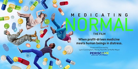 The Psychopharmacology Club Presents Medicating Normal tickets