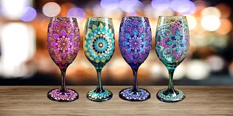Mandala Wine Glasses tickets