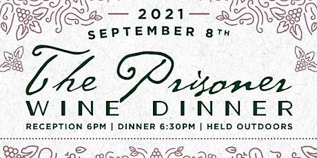 Prisoner Wines Pairing Dinner at Heaton's Vero Beach tickets