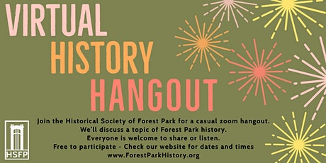 Virtual History Hangout tickets