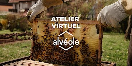 Atelier virtuel d'Alvéole billets