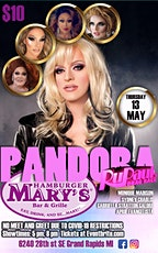 Pandora Boxx at Hamburger Mary's Grand Rapids tickets