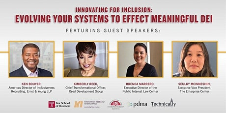 Innovating for Inclusion: Evolving Your Systems to Effect Meaningful DEI tickets