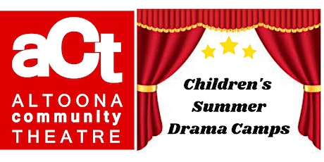 ACT Summer Drama Camp: C-1 with Karen Volpe (Grades 9,10,11,12) tickets