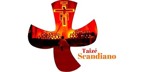 Preghiera di Taizé Scandiano biglietti