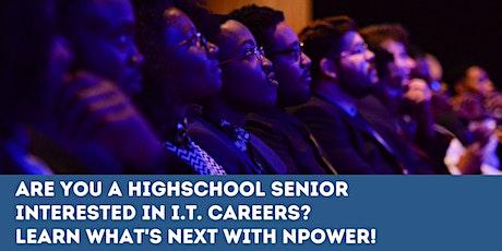 NPower Tech In for High School Seniors tickets