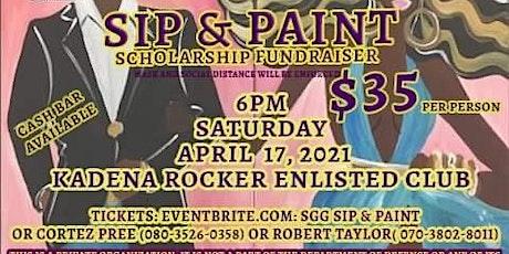 Sip & Paint tickets