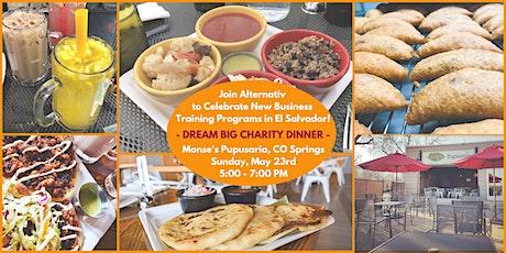 Dream Big Charity Dinner tickets