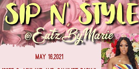 SIP N' STYLE tickets