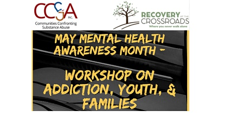 May Mental Health Awareness Workshop (CEUs Available) tickets