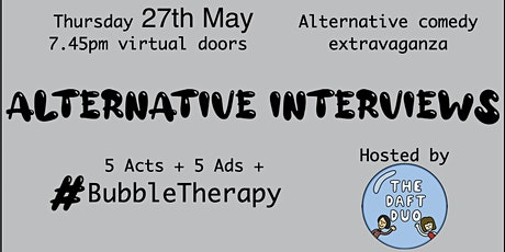 Alternative Interviews tickets