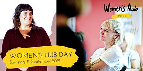 WOMEN'S HUB DAY BERLIN 11. September 2021 Tickets