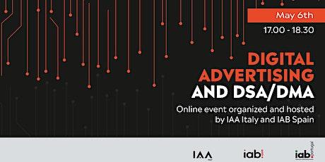 Digital Advertising and DSA/DMA Tickets