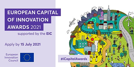 Informative Webinar about the European Capital of Innovation Awards 2021 biglietti