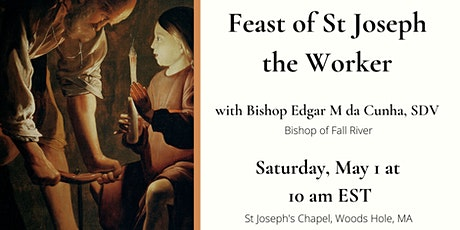 Mass for the Feast of St Joseph the Worker tickets