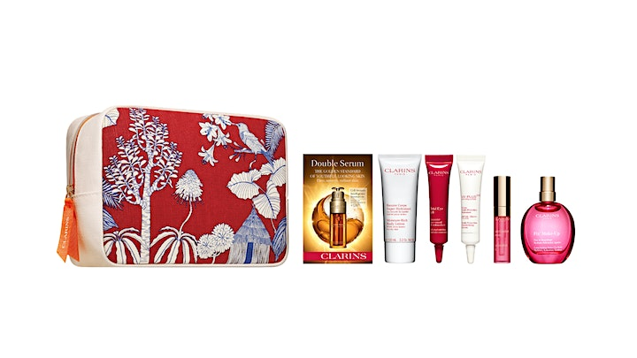 CLARINS - MOTHER'S DAY BEAUTY BAG image