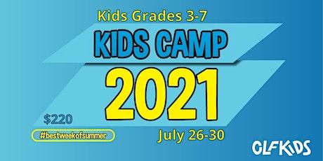 Kids Camp tickets