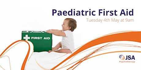 Level 3 Paediatric First Aid Training tickets