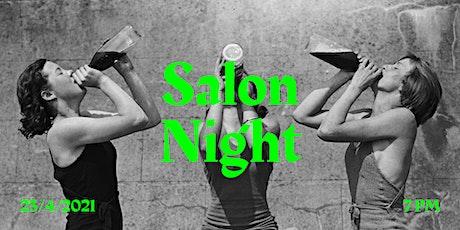 Ladies, Wine & Design Slovakia #2: Salon Night tickets