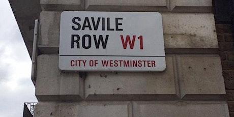 London Walking Tour in Mayfair tickets