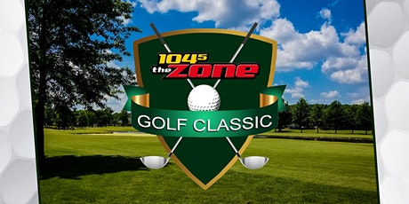 104-5 The Zone's 2021 Golf Classic (Summer) tickets