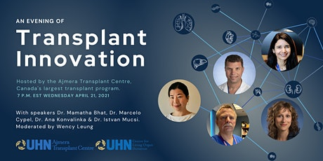 An Evening of Transplant Innovation tickets