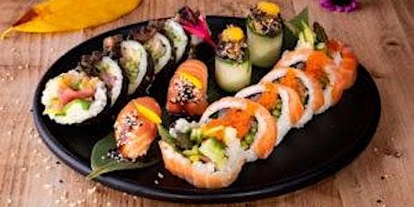 1 day Sushi & Ramen (Japanese) tickets