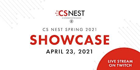 CS NEST Spring 2021 Showcase tickets