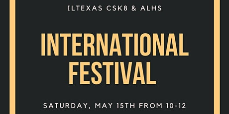 ILTexas International Festival tickets