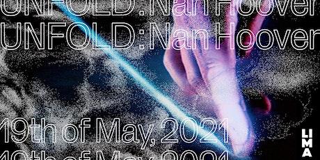 UNFOLD: Nan Hoover tickets