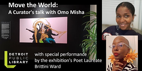 Move The World: A Curator's Talk with Omo Misha tickets