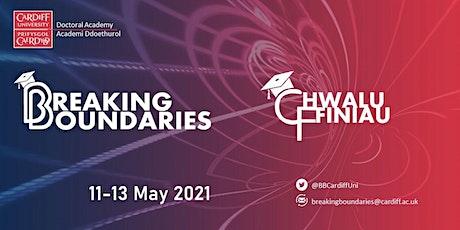 Delegate Booking - Breaking Boundaries 2021, May 11-13 tickets