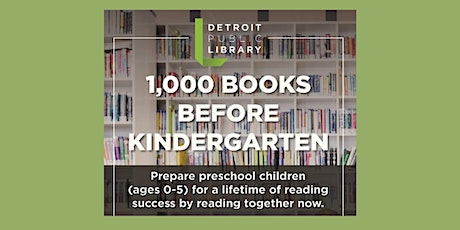 1000 Books Before Kindergarten tickets