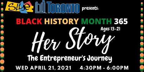BHM 365: HerStory - The Entrepreneur's Journey tickets