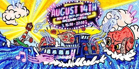 LUMINOSA BOAT PARTY tickets
