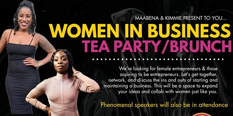 Women In Business Tea Party/Brunch tickets