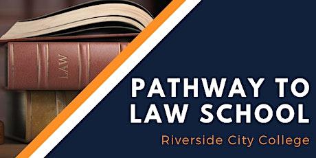 RCC Pathway to Law School Enrollment & Checkup Workshop! tickets