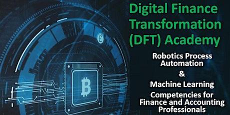 Digital Finance Transformation (Virtual) September 20th - September 24th tickets
