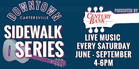 Summer Sidewalk Series tickets