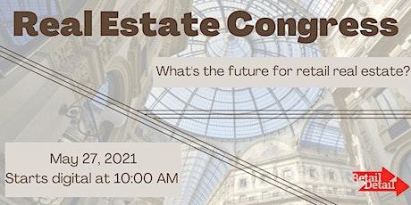 RetailDetail Real Estate Congress 2021 tickets
