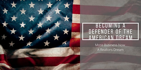 Become a Defender of the American Dream   MORE BUSINESS NOW tickets