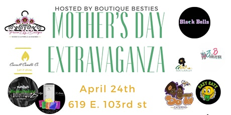 Mother's Day Extravaganza tickets