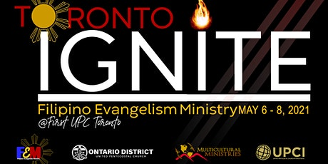 ONTARIO DISTRICT FILIPINO EVANGELISM CONFERENCE  2021 - TORONTO tickets