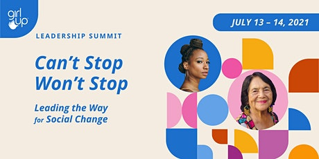 Virtual 2021 Global Girl Up Leadership Summit tickets