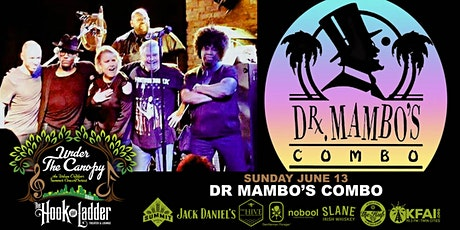 Dr. Mambo's Combo tickets