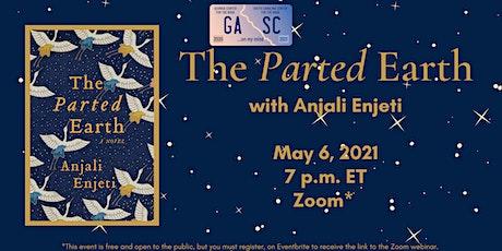 Atlantan Anjali Enjeti debuts THE PARTED EARTH: A NOVEL tickets