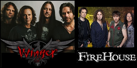 Winger with special guest Firehouse tickets