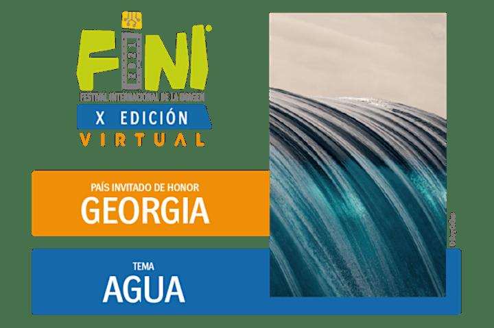Festival Internacional de la Imagen X Edición Virtual image