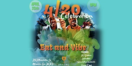 4/20 VIBES tickets